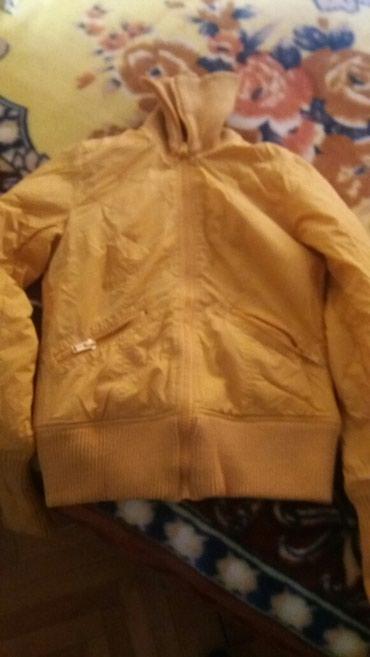 Ostalo   Sokobanja: Zuta jesenja jaknica br36