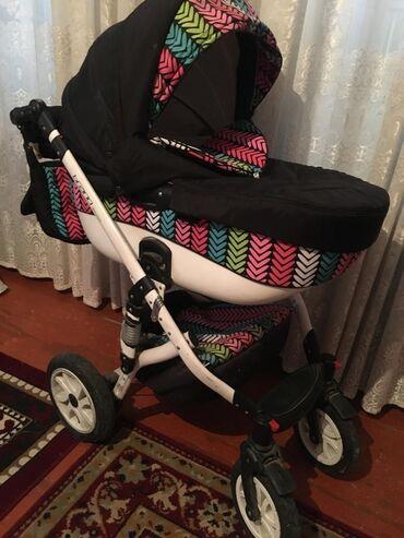 Продаю б/у коляску 2в1 фирмы RIKO (ОРИГИНАЛ), в очень хорошем