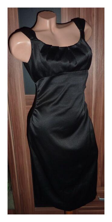 Uska haljina - Srbija: MAGGY USKA ELEGANTNA HALJINA LEPOG KROJA VEL 34ramena 37cmpazuh