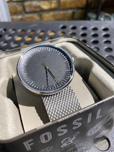 футболка скелет мужская в Кыргызстан: Fossil, мужские часы, оригинал из Америки