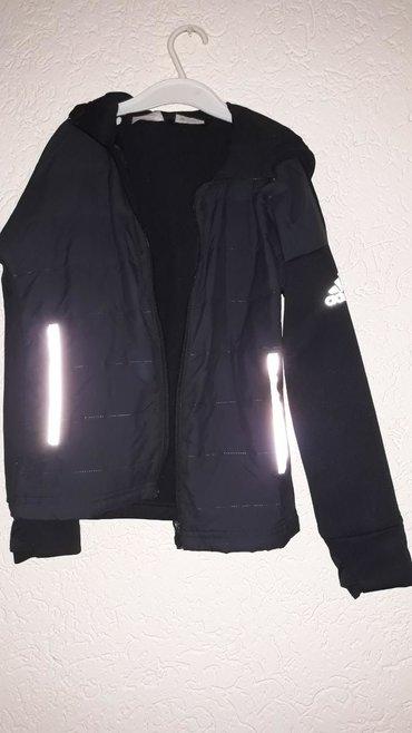 Original Adidas (Messi) jaknica, bez traga nošenja. Sigurno može još