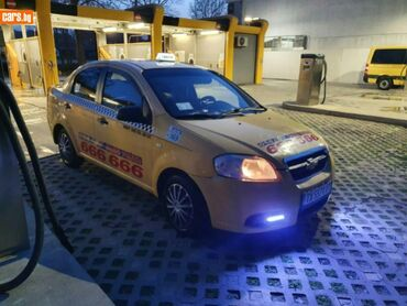 Οχήματα σε Ελλαδα: Chevrolet Aveo 1.4 l. 2006   255000 km