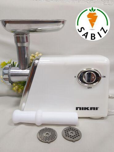 Техника для кухни в Азербайджан: Электрическая мясорубка Характеристики и описание  Потребляемая мощнос