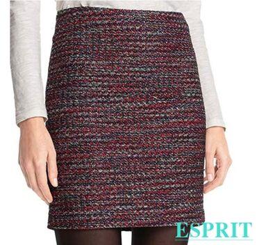 ESPRIT nova suknja, zimska. Velicina 44 ili xl Novo sa etiketom