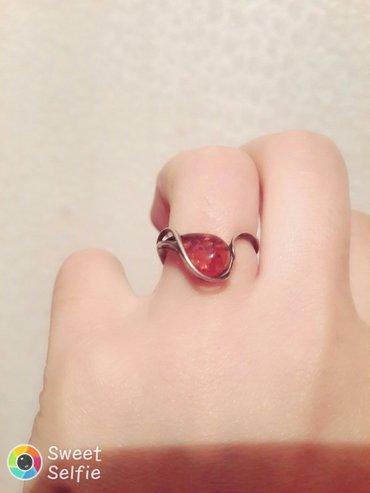 Bakı şəhərində колцо серебро 925 проб.17 размер