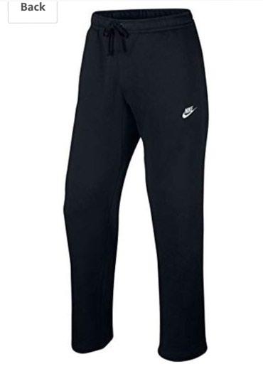 Новые спортивные брюки Nike, оригинал из США, утепленые, размер Л