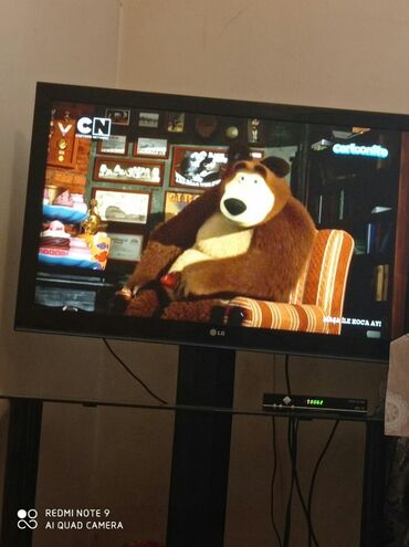 vayfay - Azərbaycan: Televizor lg 109 ekran vayfayi yoxdu ancaq aparat elave alib qoyanda