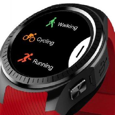 Rəsmi bir il zəmanətli smart saatlar, suya davamlı, yaddaş kartı dəst