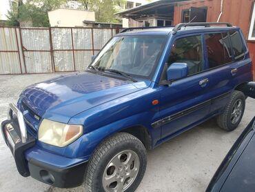 Mitsubishi в Бишкек: Mitsubishi Pajero Pinin 2 л. 2002 | 330000 км