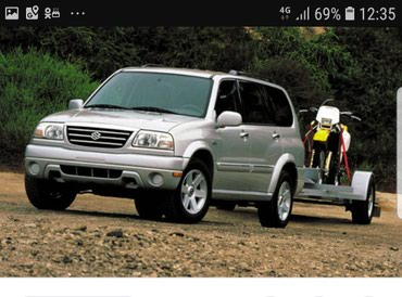 Suzuki XL7 2003 в Бишкек