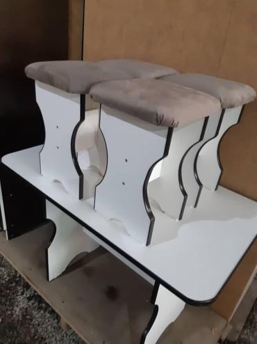 Стол стулчик в Бишкек