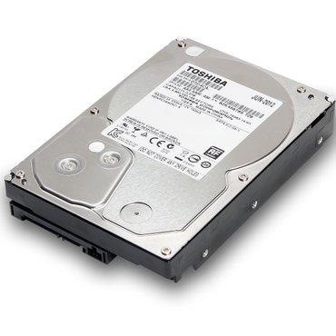 Bakı şəhərində Toshiba az iwlenmiw 2 tb hard disk ( yaddaw) satiram teze qalib  test