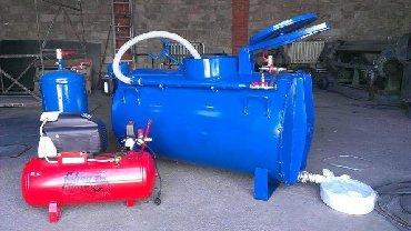 Оборудование для бизнеса в Чолпон-Ата: Продаю аппарат для производства пеноблоков. Новый не был использован