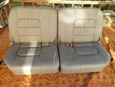 Продаю 3 ряд сидений LX 470. Хорошем состоянии