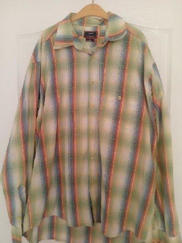 Muška odeća   Loznica: Kosulja prijatan materijal jednom obucena