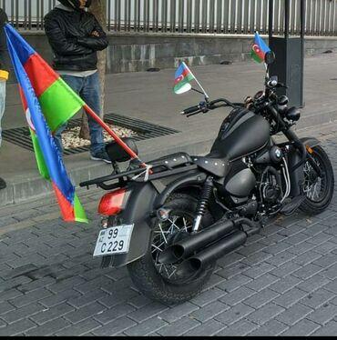 Suzuki - Gəncə: Motosklet Tufan İsteqlal 4500 probeq. ideal vəziyyətdədi cizigi belə