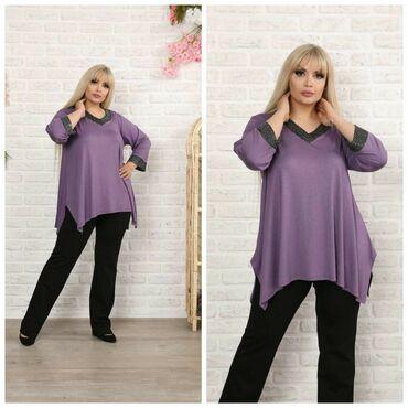 Bluze za punije dame vel.46-52