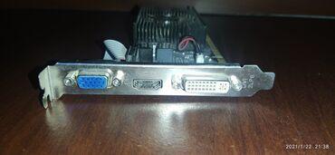 видеокарту gf 9800 в Кыргызстан: Продаю видеокарту GT440, 2G, 128bit, ddr3. В рабочем состоянии