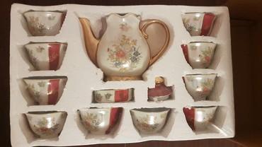 Кухонные принадлежности в Шопоков: Продаю новый чайный набор. Цена: 600 сом