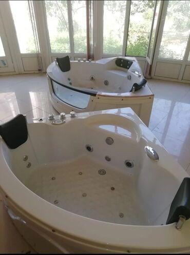 ванна из стекловолокна в Азербайджан: Cakuzi yenidir. Ölçüləri 150/150 və 140/140 olanları var