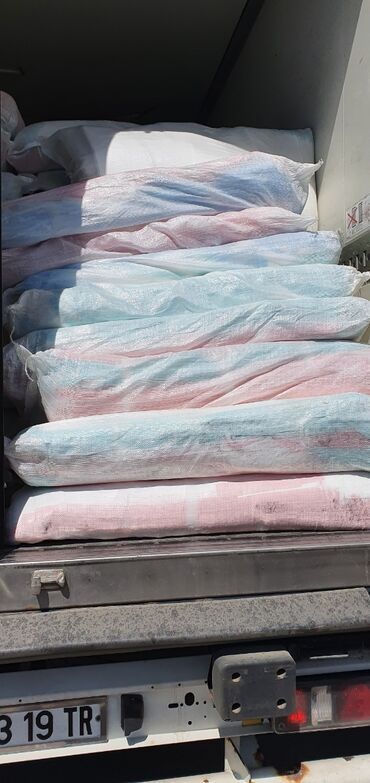 персиковое платье в пол в Кыргызстан: Продаю Оптом Мешки Полиэтилен Белый размер 105×55 Новые Только Оптом