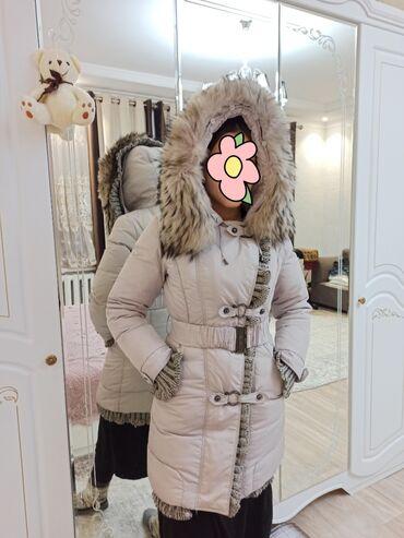 Продаю зимнюю куртку (пуховик) Практически не ношенный!!Утеплитель