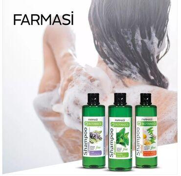 Slonovaca - Srbija: Šamponi bez parabena i silikona,za svaki dan . HERBAL MIX-za sve