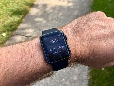 ear pods в Кыргызстан: Apple Watch s1 42mm, зарядка оригинал. Обмен на air pods PRO