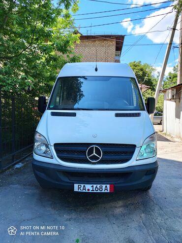 дизель форум бишкек недвижимость в Кыргызстан: Mercedes-Benz Sprinter 2.2 л. 2010 | 189965 км