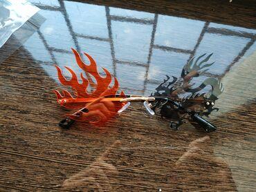 Личные вещи - Заречное: Очки дракон и пламя, очки новые  Доставка в регионы 200-250с Доставка