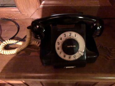 Qedimi telefon.1961 ci ilden qalib.80azn