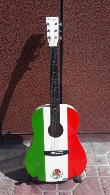 Yeni iri çanaq akustik gitara. çanta verilir ✔barterdə mümkündü