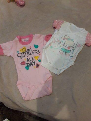 Bodi - Mladenovac: Bodici i pantalone,komplet,od rodjenja.Bez ikakvog ostecenja ili