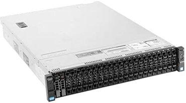 серверы 13 в Кыргызстан: Сервер DELL R730XD Server (12-ядер 24-потока) В НАЛИЧИИПРОЦЕССОР : 2x