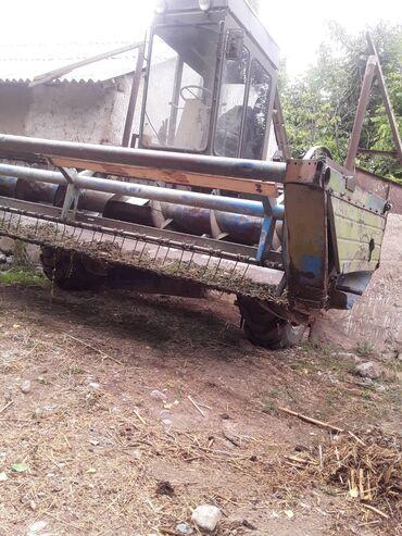 Транспорт - Кербен: Сельхозтехника