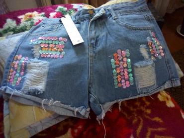 Продаю новые шорты размер М за 400 сом в Бишкек