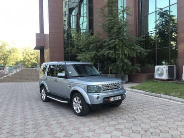 Land Rover - Кыргызстан: Land Rover Discovery 3 л. 2014 | 111000 км