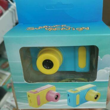 Deciji fotoaparat,kojim Vaše dete može praviti prave