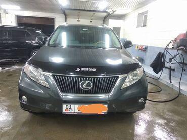 Lexus - Бензин - Бишкек: Lexus RX 3.5 л. 2009