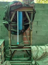 Куплю гидроцилиндр (для гидравлического пресса) рабочий, двухсторонний