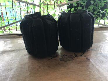 гантели для ног в Кыргызстан: Утяжелители для ног в Кара-Балте