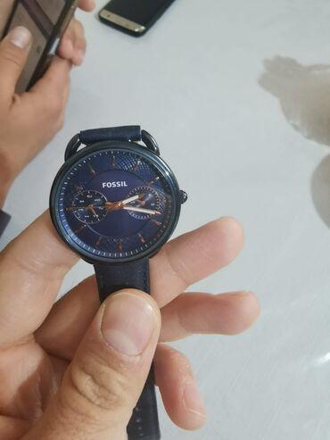 chasov fossil jr1401 в Кыргызстан: Синие Женские Наручные часы Fossil