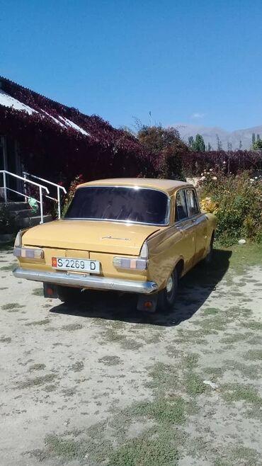 Москвич - Кыргызстан: Москвич 412 1.5 л. 1974 | 493939 км
