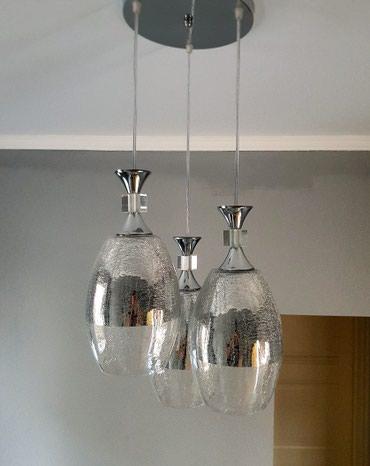 Продаю новый потолочный светильник/люстра. в Бишкек