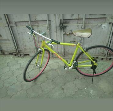 Спорт и хобби - Селекционное: Продаю велосипед Алюминиевая рама. Размер диска 28 Звонить по номеру
