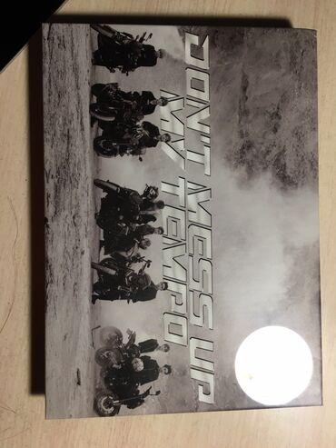 "futbolka exo в Кыргызстан: Альбом EXO ""Don't Mess Up My Tempo"" Andante ver.Новая, заказывала в"