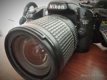 фотоаппарат canon 10 мегапикселей в Кыргызстан: NIKON D80