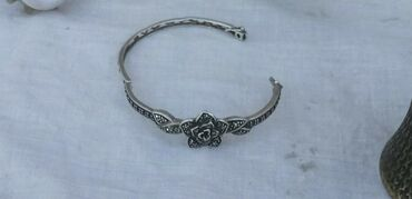 Велосипедами поменяю на Женский германский-браслет серебро старинное
