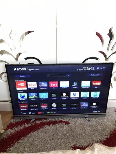 140 sm genis ekran Son model 2020 Arcelik Smart tv demek olar tezedi