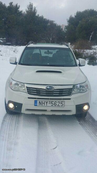 Subaru Forester 2 l. 2009 | 155000 km